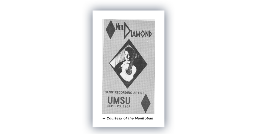 UMSU Presents Neil Diamond