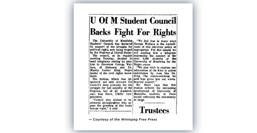 UMSU Fights for African American Students in Alabama