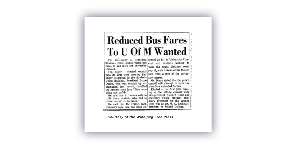 UMSU Seeks Reduced Bus Fares to UofM